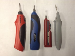 Iso-Tip Is A Step Above The Rest When It Comes To Cordless Soldering Irons