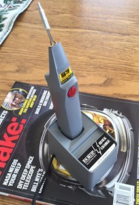 Cordless Solder Iron Troubleshooting
