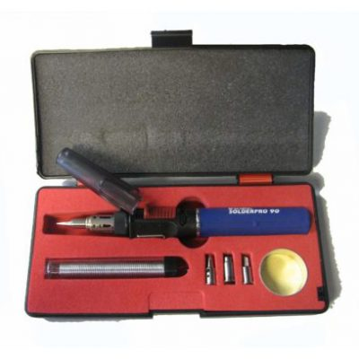Pro 90 Butane Soldering Iron Torch Kit, best butane soldering tool kit