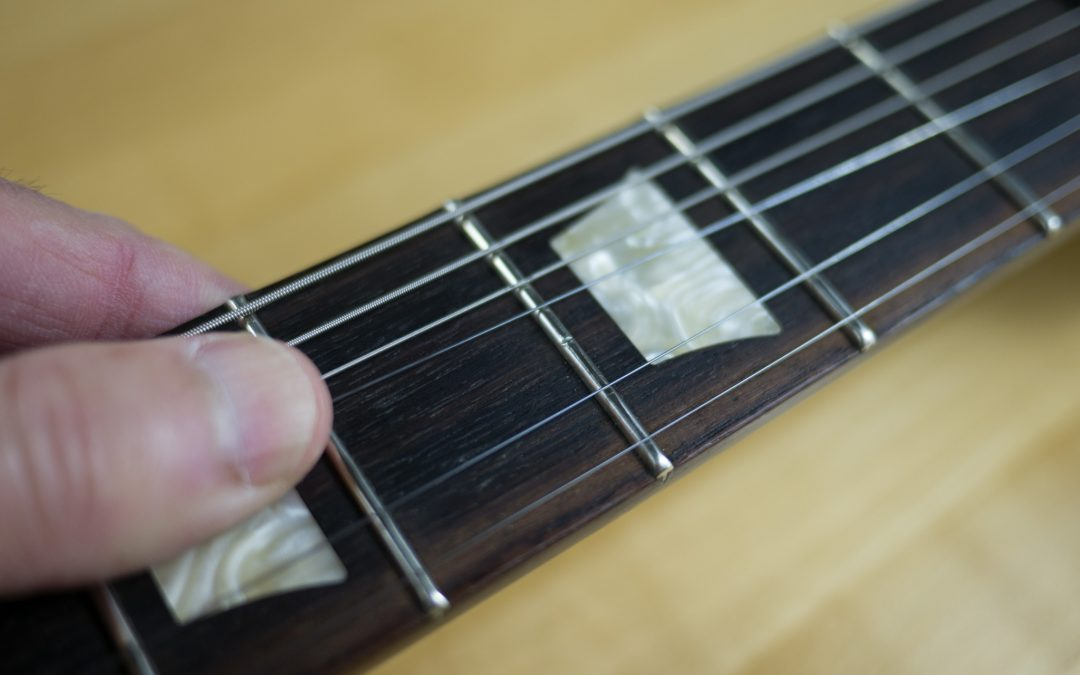 Repairing a Guitar Fret with Iso-Tip Silver Bearing Solder Paste