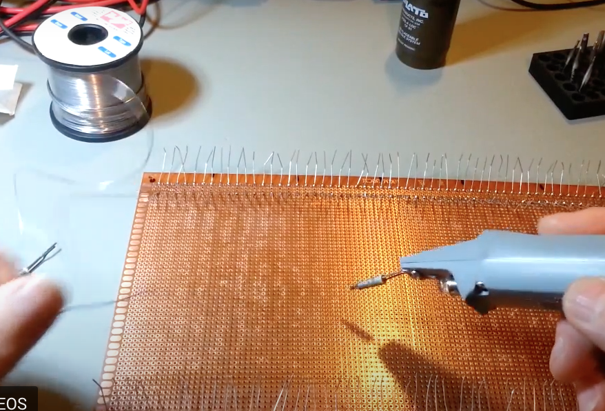 Iso-Tip Rechargeable Soldering Iron Torture Test